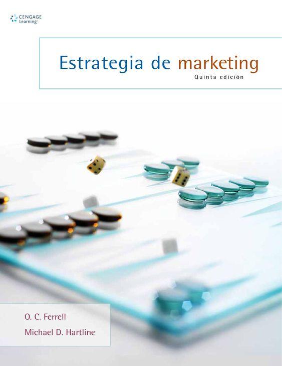 Estrategia de marketing, PDF - O. C. Ferrell Michael D. Hartline