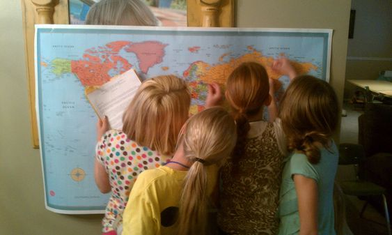Activity Day Ideas: Called to Serve - Learning and Living the Gospel