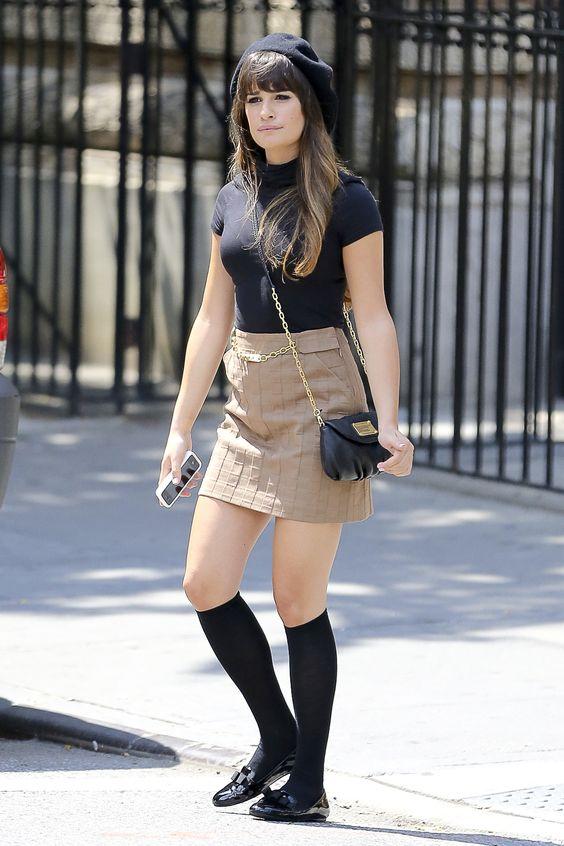 Rachel Berry Season 4 Style