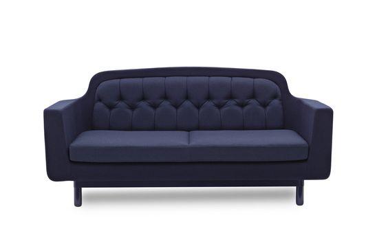 Onkel Sofa   A versatile companion   pre-1950s era   Bombastic sofas