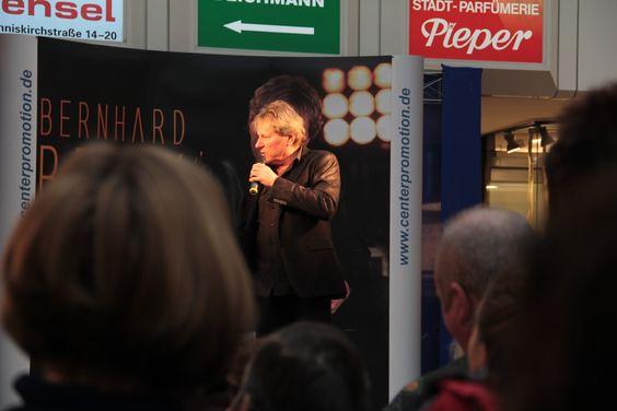 Live auf der Bühne :-)