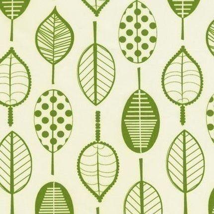 Robert Kaufman Bamboo Panda Print Leaf Fabric 26