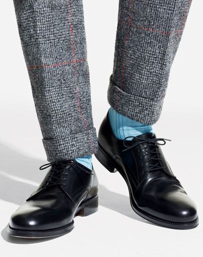 style black dress shoes