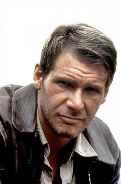 Harrison Ford as 'Indiana Jones'