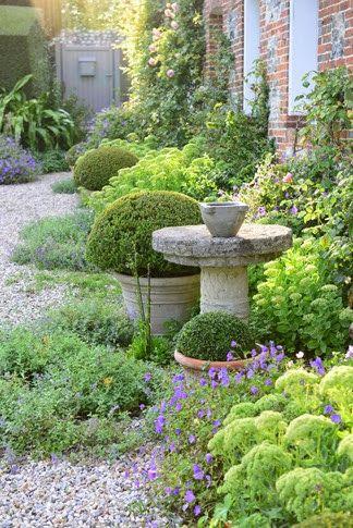 varengeville-sur-mer, normandie. | ideen hofgestaltung | pinterest, Hause und Garten