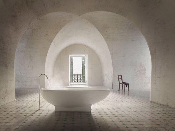 Découvrez 50 salle-de-bains parmi les plus belles au monde.