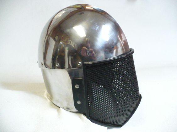 C Longsword Trainer Helmets