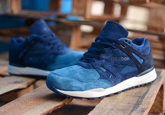 Mita Sneakers X Reebok Ventilator | minimal spieltrieb