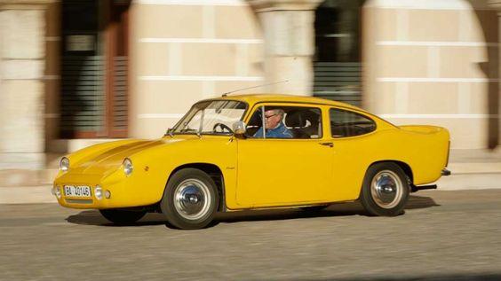 Renault 8 TS Coupé, un prototipo 'made in Spain'