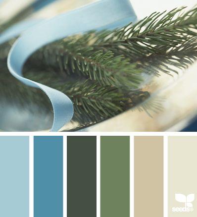 Holiday Hues Color Combo