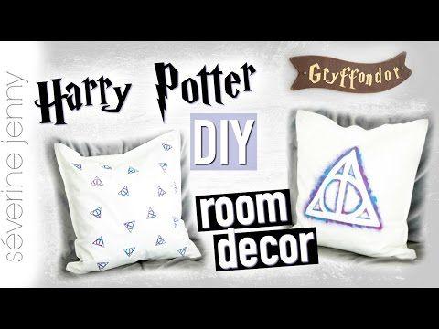 diy harry potter room decor deco chambre franais youtube