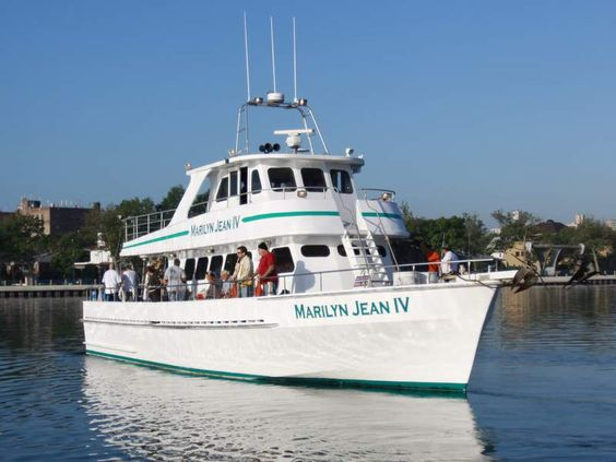 party boats fishing charters and deep sea fishing on