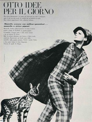 Vogue Italia, settembre 1966 MARUCCELLI (BIKI)