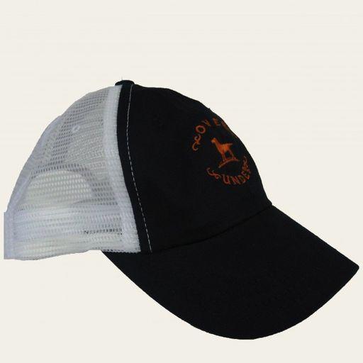 Over & Under Mesh Back Cap, Auburn