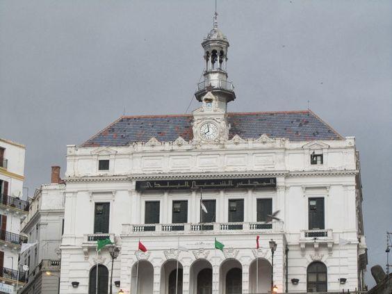 La mairie de Constantine  All Rights Reserved by boumezbar Abdelouaha…