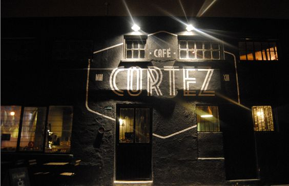 Chihuahua, Cafe Cortez