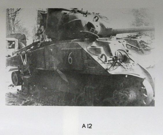 A.12. - Tank Casualties Survey, NWE 1945 - Gallery - WW2 Talk