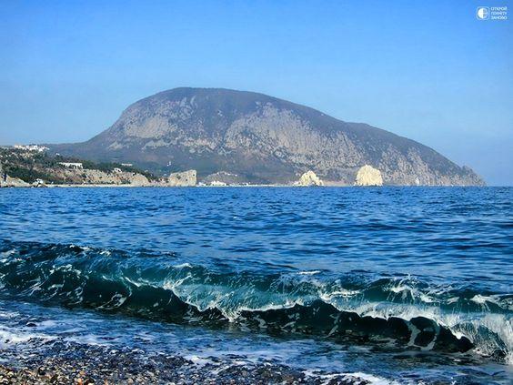 Аюдаг,Крым