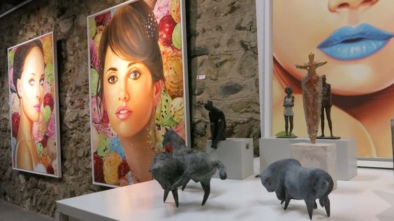 Heiner Meyer Ausstellung Galerie Hölder Ravensburg  450