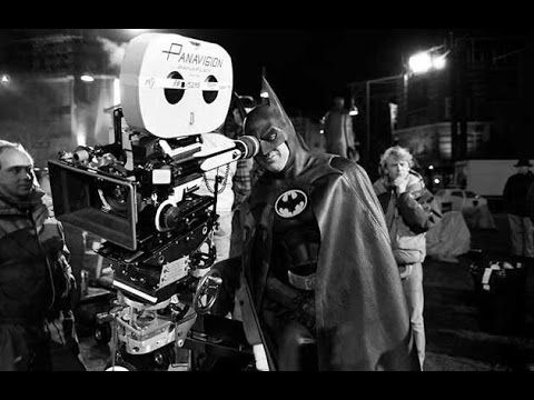Rare 24-Minute 1989 'Batman' interview w/ producer Jon Peters [audio]