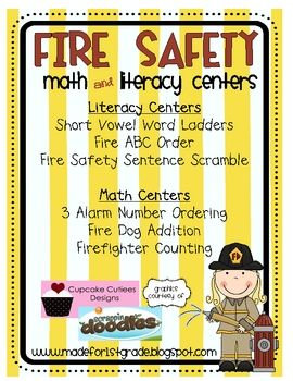 Fire safety math and literacy on pinterest - The basics of fireplace safety ...
