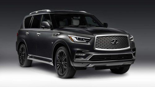 Infiniti Bringing Luxed Up 2019 Qx60 Limited And 2019 Qx80 Limited To New York Infiniti Infiniti Vehicles Infinity Suv
