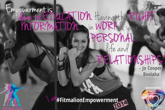 Jo Cooper, Booiaka Specialist, Booiaka Masterclass @ #fitmalionempowerment 2014 #dancefitnessforacause Book your ticket @fitmalion.com
