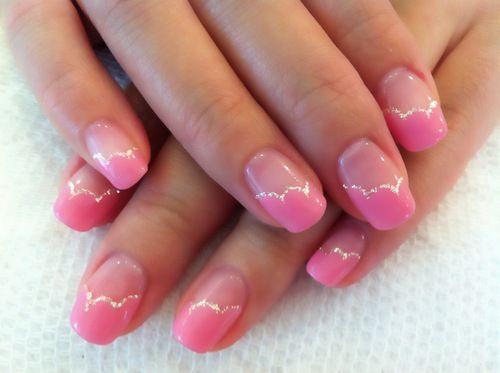 Calgel ping nails