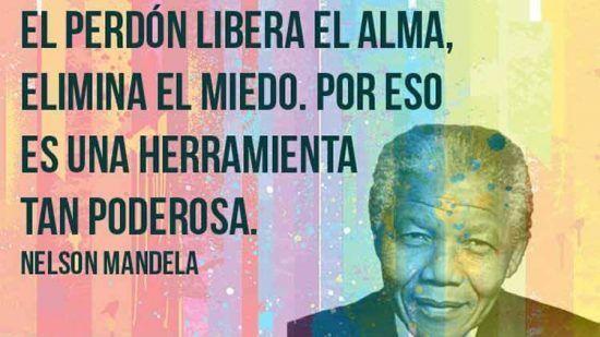 70 Frases De Nelson Mandela Sobre La Vida La Paz Y La Igualdad Nelson Mandela Mandela Phrase