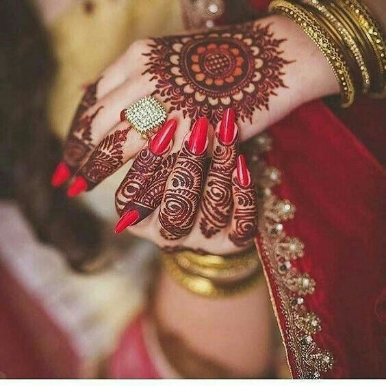 17 beautiful henna designs – Struggling Soul