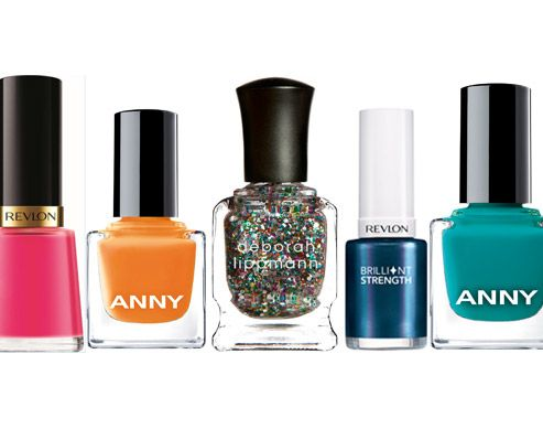 Find out what nail colors and trends you should be sporting on your tips!