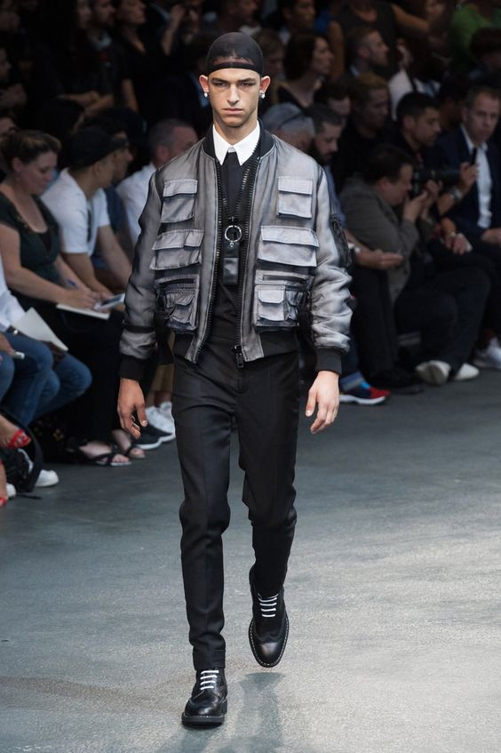 Givenchy MEN | Paris | Verão 2015 RTW