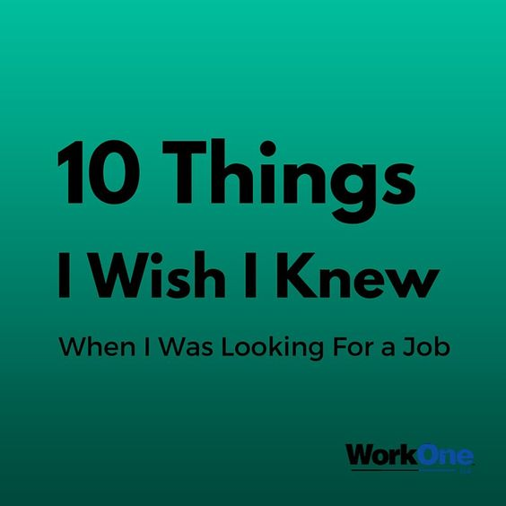 ten things i wish i knew dissertation