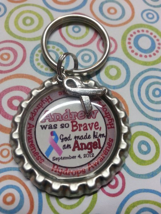 PERSONALIZED Fetal Hydrops Awareness  Childs by tracikennedy, $6.00