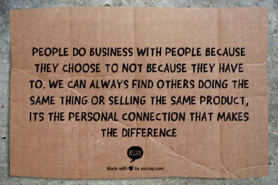 quotes on business relationships