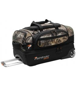 Pathfinder Gear-Up Realtree X-tra 22in Drop Bottom Duffel  #patherfinder #luggage #travel #realtree #camo #luggagefactory   http://www.luggagefactory.com/pathfinder-luggage
