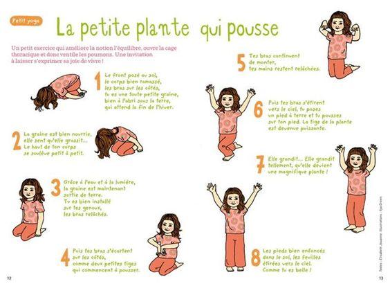 la petite plante qui pousse (relaxation yoga maternelle)