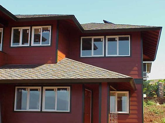 Siding options colors and my house on pinterest for Home exterior options
