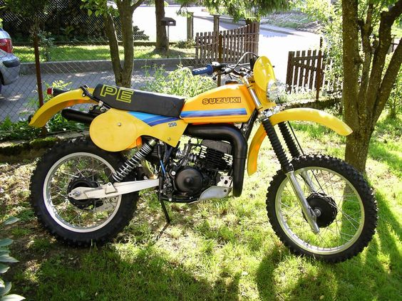Suzuki Rm 500 Dirtbike Two Strokes Pinterest Motocross Dirt
