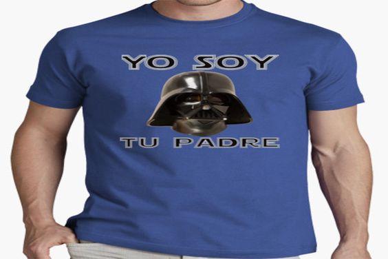 Camisetas para el Día del Padre #camiseta #realidadaumentada #ideas #regalo