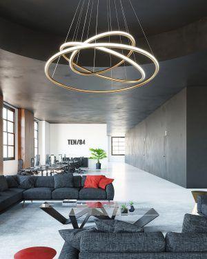 Aro Cluster Living Room Lighting Lounge Lighting Lobby Design