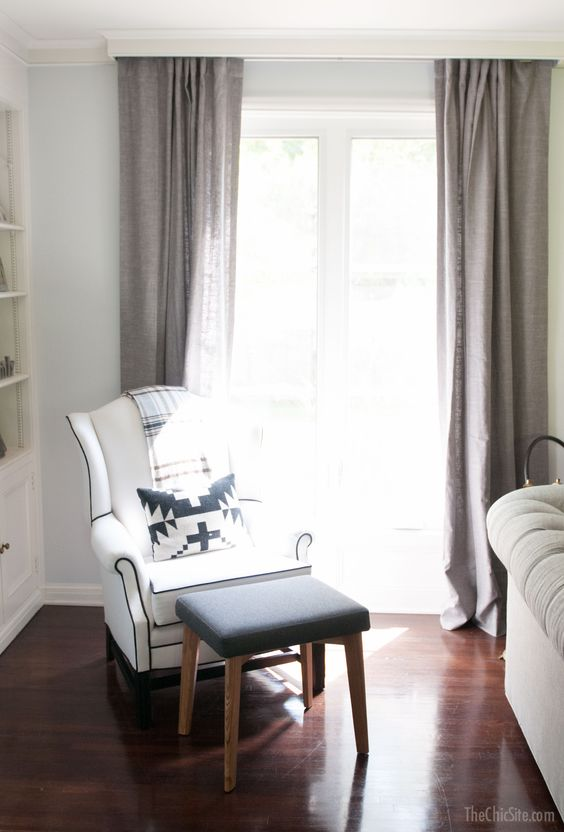 Reading nook in living room home decor pinterest Reading nook in living room