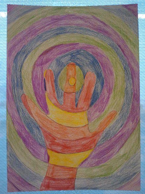 Pinterest the world s catalog of ideas - Koude en warme kleuren ...