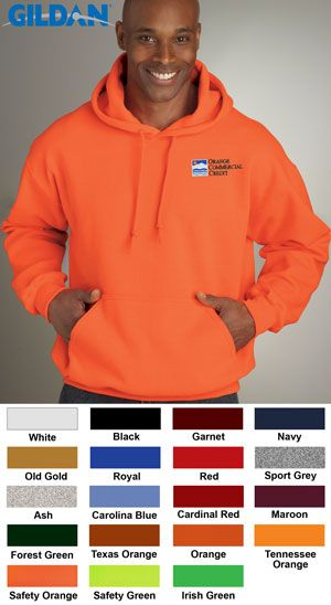 #gildan #ultra #hooded #corporate #sweatshirt $27.31 Features: 50% cotton, 50% polyester; double-needle stitching; set-in sleeves; 1x1 athletic rib with Lycra; air-jet-spun yarn for softer feel and no-pill; double-lined hood with matching drawstring; double-needle cuffs and pouch pocket; 9.3-ounce.  http://ezcorporateclothing.com/custom/105-Hooded-Sweatshirts/923-Gildan-Ultra-Blend-Hooded-Sweatshirt/