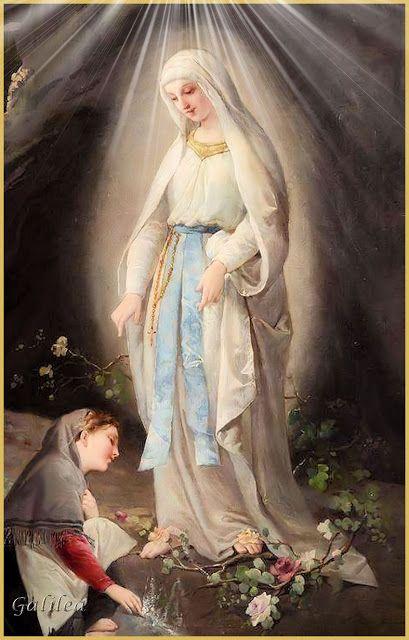 Santa María, Madre de Dios y Madre nuestra: Ella es nuestra Madre del Cielo