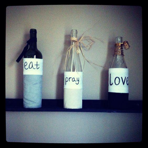 Eat pray love: Eat Pray Love, Favorite Things, Movie Board, So True, Vase Crafts, Board Sort