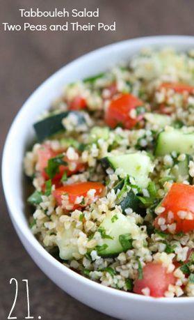 "tabbouleh salad"" #spring #recipe #springrecipes"