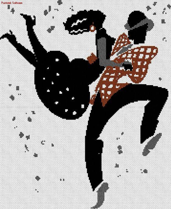 Bailarines III