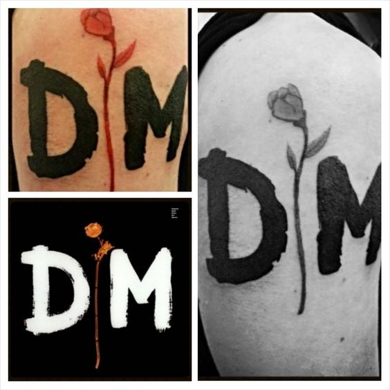 depeche mode violator tattoo - photo #31
