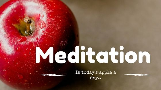 Meditation has definitely become the new 'apple' today! Not only as a prevention measure, meditation has been scientifically proving to have healing potentials. Read more and learn how to do it!
